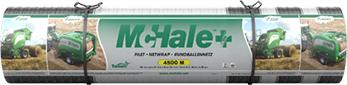 McHale 4500m roll