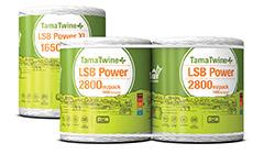 TamaTwine Plus LSB Power 2800 Pack & LSB Power XL 1650 Spool