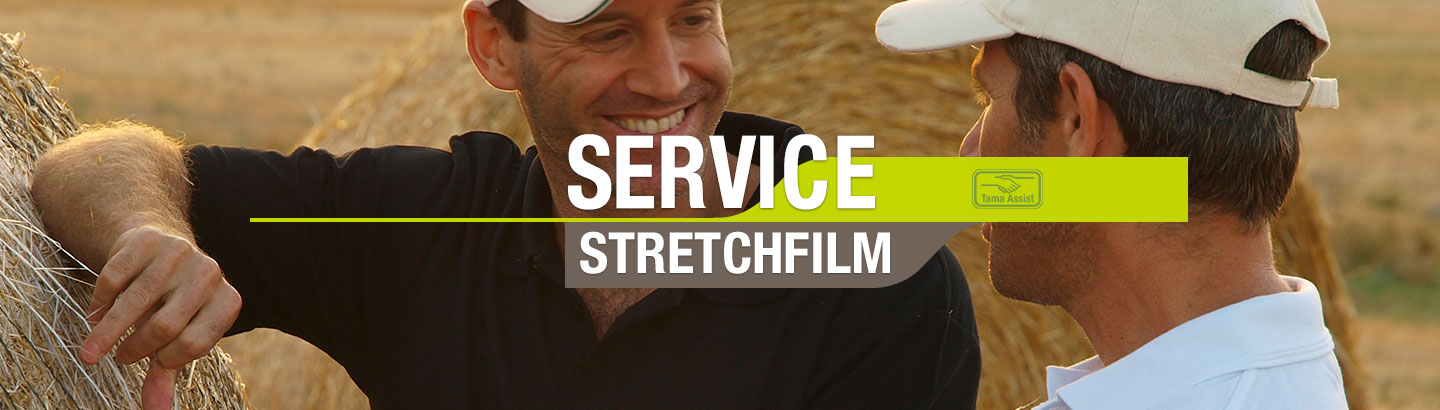 Tama Assist Service Stretchfilm
